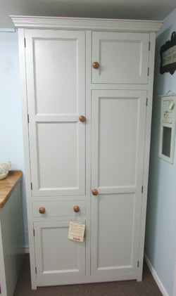 Freestanding Kitchen Larder Cupboard With Broom Cupboard Murdoch Troon