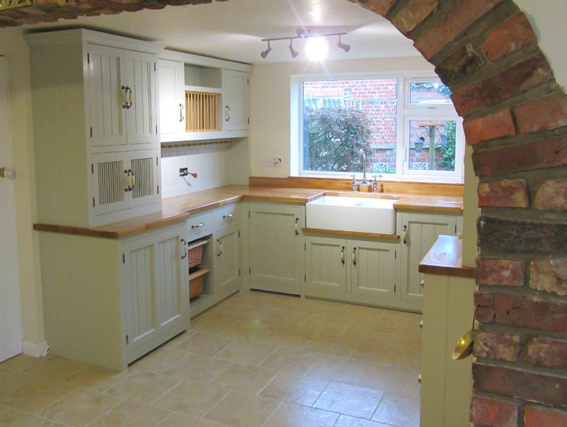 Classic Cottage Style Kitchens
