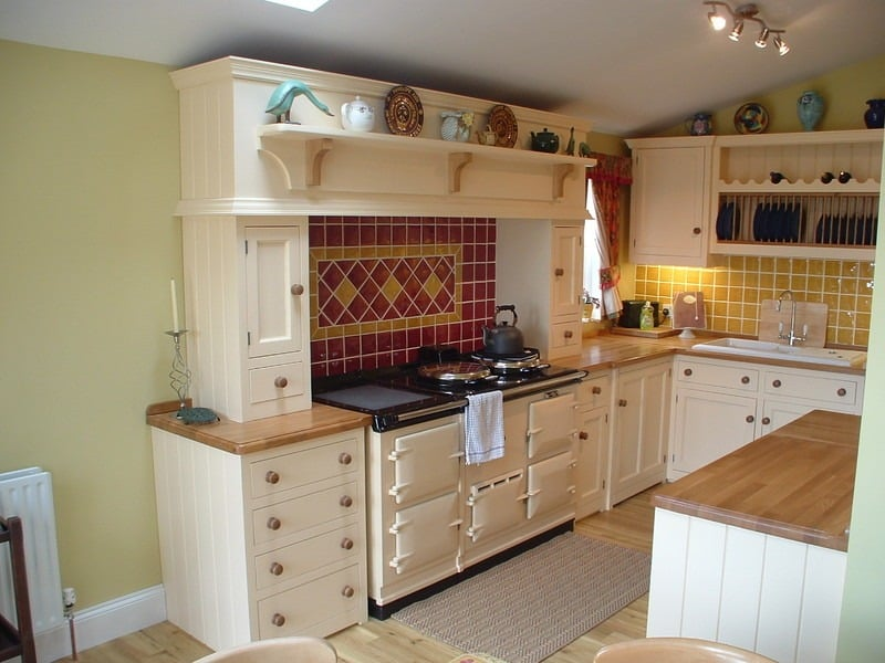 Classic Cottage Style Kitchens Murdoch Troon